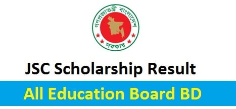 JSC Scholarship Result 2021