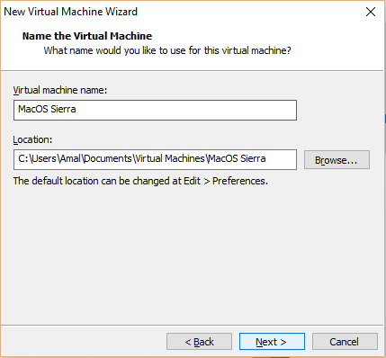 Virtual Machine Later