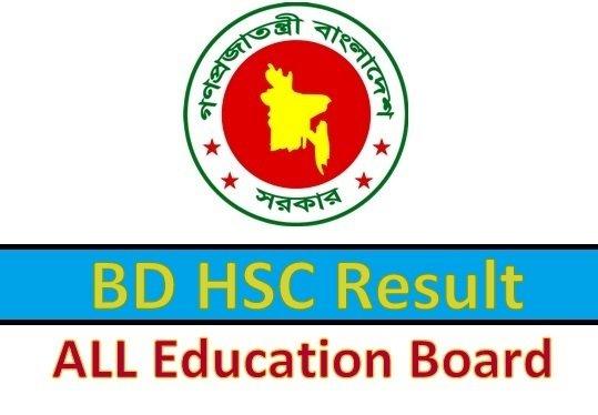 BD HSC Result 2018