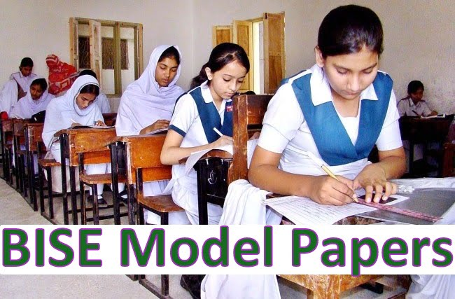 BISE Model Papers 2019