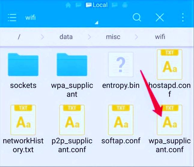 Local file Manager in IOS